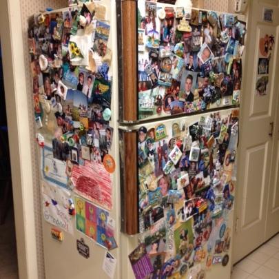 Mom's Refrigerator